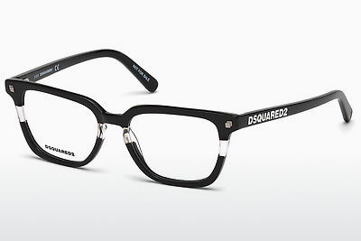 Eyewear Dsquared DQ5226 003 - 검은색, Transparent