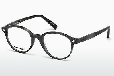 Eyewear Dsquared DQ5227 056 - 갈색, 하바나