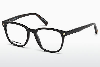 Eyewear Dsquared DQ5228 001 - 검은색
