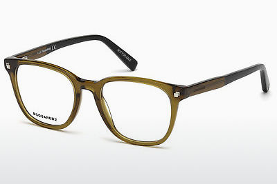 Eyewear Dsquared DQ5228 047 - 갈색, Bright