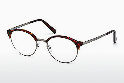 Eyewear Ermenegildo Zegna EZ5015 053 - 하바나, Yellow, Blond, Brown