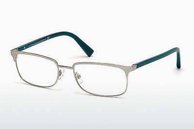 Eyewear Ermenegildo Zegna EZ5029 016 - 은색, Shiny, Grey