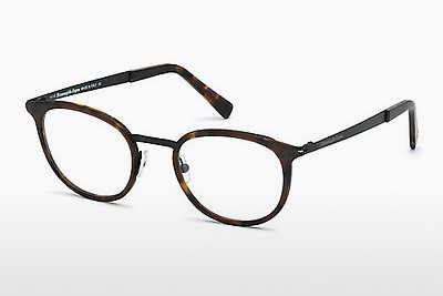 Eyewear Ermenegildo Zegna EZ5048 053 - 하바나, Yellow, Blond, Brown