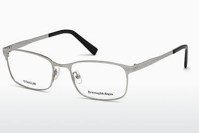 Eyewear Ermenegildo Zegna EZ5049 016 - 은색, Shiny, Grey