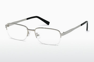 Eyewear Ermenegildo Zegna EZ5050 016 - 은색, Shiny, Grey