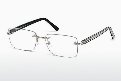 Eyewear Ermenegildo Zegna EZ5053 016 - 은색, Shiny, Grey