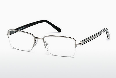 Eyewear Ermenegildo Zegna EZ5054 016 - 은색, Shiny, Grey