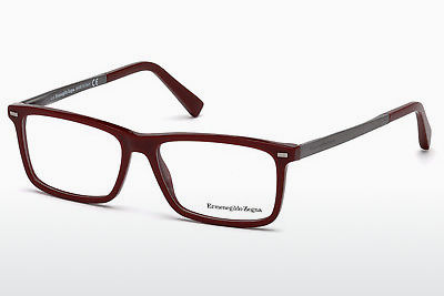Eyewear Ermenegildo Zegna EZ5074 069 - 부르고뉴, Bordeaux, Shiny