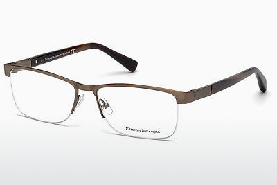 Eyewear Ermenegildo Zegna EZ5077 034 - 동, Bright, Shiny