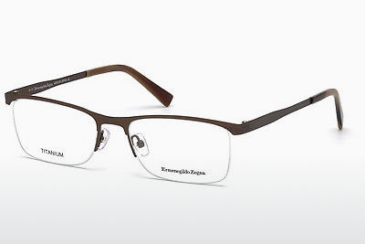 Eyewear Ermenegildo Zegna EZ5079 034 - 동, Bright, Shiny