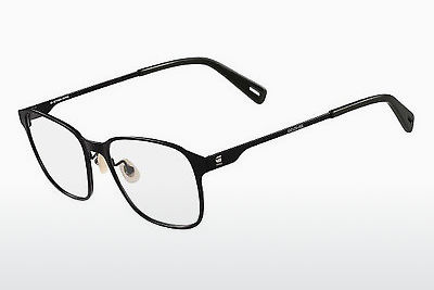Eyewear G-Star RAW GS2126 FLAT METAL GSRD GRIDOR 001 - 검은색