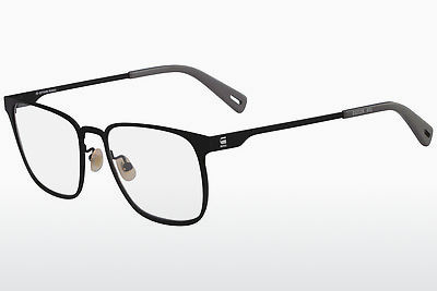 Eyewear G-Star RAW GS2128 FLAT METAL GSRD BRONS 001 - 검은색