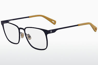 Eyewear G-Star RAW GS2128 FLAT METAL GSRD BRONS 415 - 회색, Navy