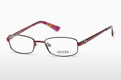 Eyewear Guess GU2524 070 - 부르고뉴, Bordeaux, Matt