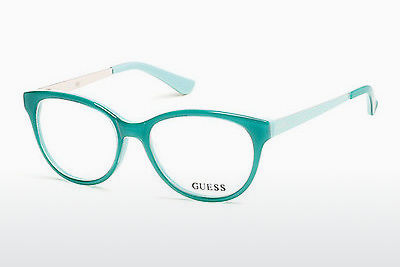 Eyewear Guess GU2539 093 - 녹색, Bright, Shiny