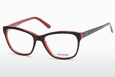 Eyewear Guess GU2541 070 - 부르고뉴, Bordeaux, Matt