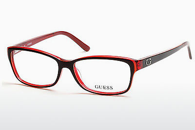 Eyewear Guess GU2542 070 - 부르고뉴, Bordeaux, Matt