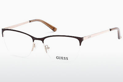Eyewear Guess GU2543 045 - 갈색, Bright, Shiny