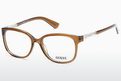 Eyewear Guess GU2560 045 - 갈색, Bright, Shiny