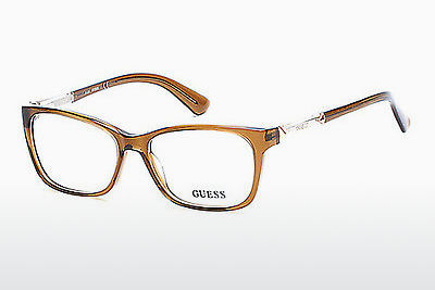 Eyewear Guess GU2561 045 - 갈색, Bright, Shiny