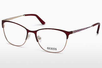 Eyewear Guess GU2583 070 - 부르고뉴, Bordeaux, Matt