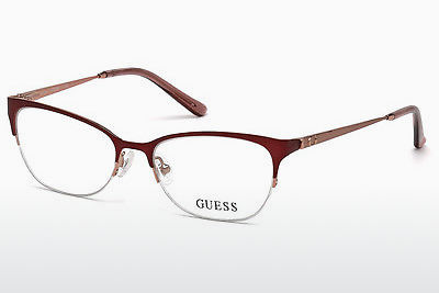 Eyewear Guess GU2584 070 - 부르고뉴, Bordeaux, Matt