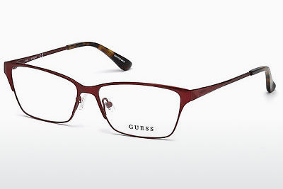 Eyewear Guess GU2605 070 - 부르고뉴, Bordeaux, Matt