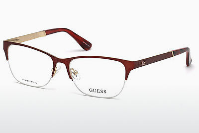 Eyewear Guess GU2627 070 - 부르고뉴, Bordeaux, Matt