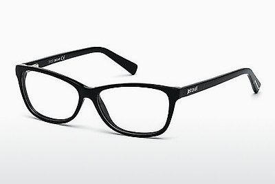 Eyewear Just Cavalli JC0609 001 - 검은색, Shiny