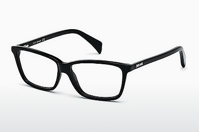 Eyewear Just Cavalli JC0616 001 - 검은색, Shiny