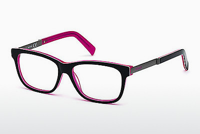 Eyewear Just Cavalli JC0619 005 - 검은색