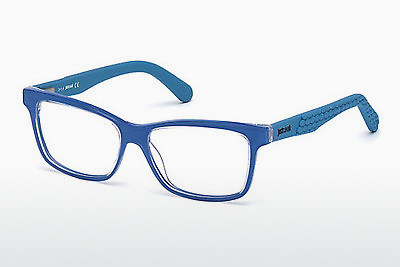 Eyewear Just Cavalli JC0642 084 - 청색, Azure, Shiny