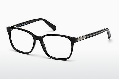 Eyewear Just Cavalli JC0685 001 - 검은색, Shiny