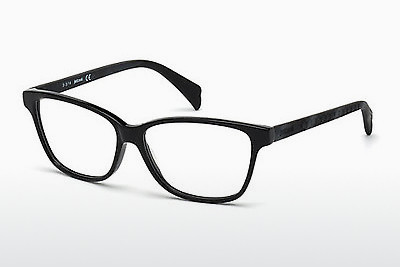 Eyewear Just Cavalli JC0686 001 - 검은색, Shiny