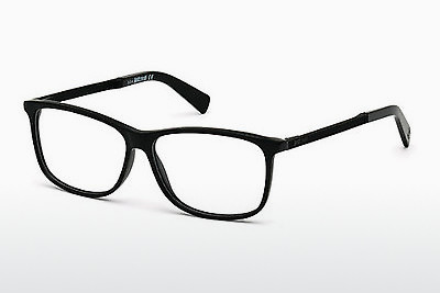 Eyewear Just Cavalli JC0707 002 - 검은색, Matt