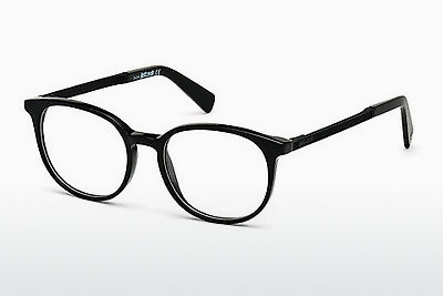 Eyewear Just Cavalli JC0708 001 - 검은색