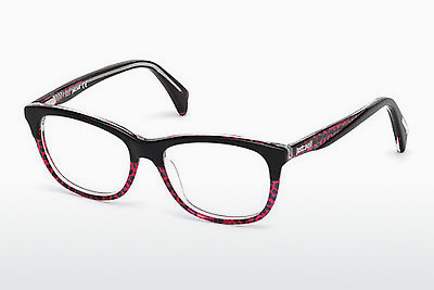 Eyewear Just Cavalli JC0749 077 - 핑크색, Fuchsia