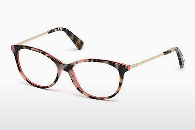 Eyewear Just Cavalli JC0755 055 - 컬러, 갈색, 하바나