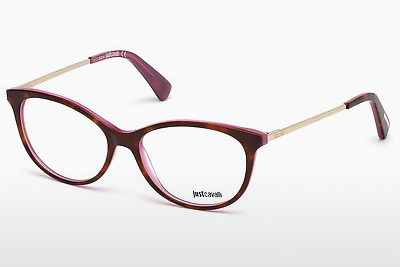 Eyewear Just Cavalli JC0755 A56 - 갈색, 하바나