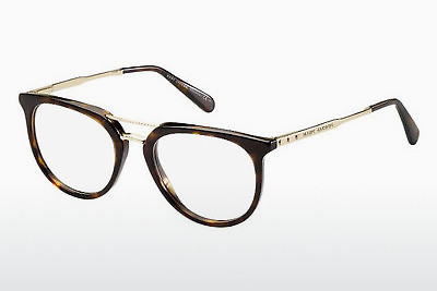 Eyewear Marc Jacobs MJ 603 AQT - 하바나, 금색