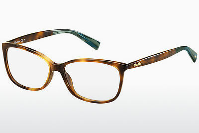 Eyewear Max Mara MM 1230 05L - 갈색, 하바나