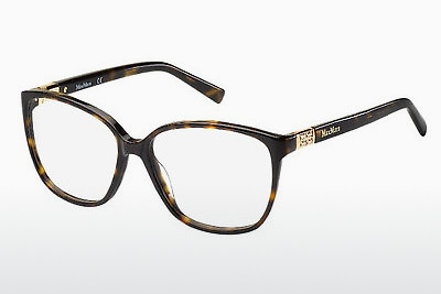 Eyewear Max Mara MM 1235 086 - 갈색, 하바나