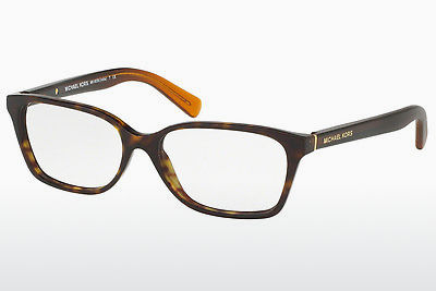 Eyewear Michael Kors INDIA (MK4039 3217) - 갈색, 하바나