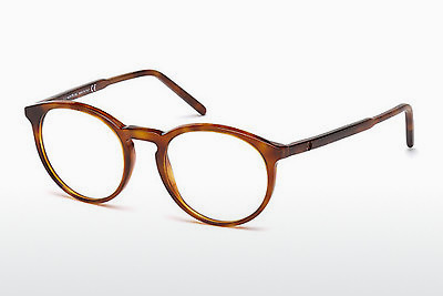 Eyewear Mont Blanc MB0554 053 - 하바나, Yellow, Blond, Brown