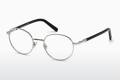 Eyewear Mont Blanc MB0557 016 - 은색, Shiny, Grey