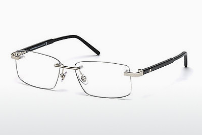Eyewear Mont Blanc MB0580 016 - 은색, Shiny, Grey
