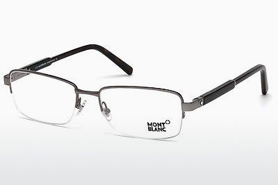 Eyewear Mont Blanc MB0635 014 - 회색, Shiny, Bright