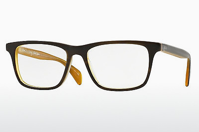Eyewear Paul Smith KILBURN (U) (PM8240U 1092) - 검은색, 갈색, 하바나, 금색
