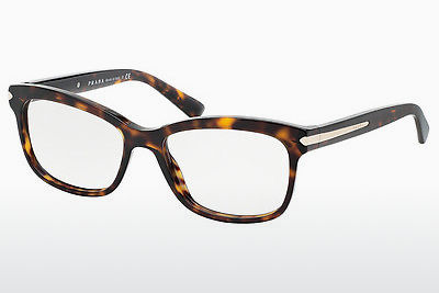 Eyewear Prada ARROW (PR 10RV 2AU1O1) - 갈색, 하바나