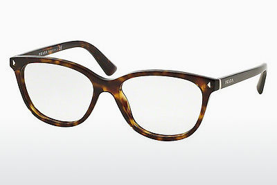Eyewear Prada JOURNAL (PR 14RV 2AU1O1) - 갈색, 하바나